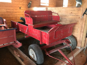 Great Little Hitch Wagon