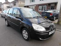 2008 Renault Scenic 1.4 16v 100 Extreme II five door P/X TO CLEAR mot 28/6/19