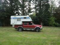 Ford Ranger 4X4 Camper