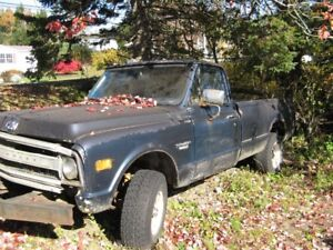 1972 Chevrolet Other Pickup Truck
