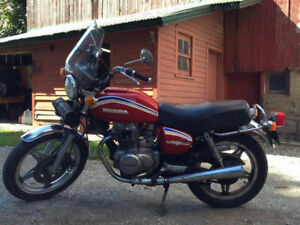NEW PRICE-1978 Honda 400 HAWK