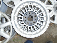BMW 633i 1980 15'' Rims For Sale
