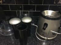 Moulinex The Juice Machine JU500 - Used once