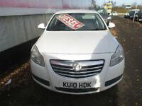 2010 Vauxhall Insignia 2.0CDTi 16v ( 130ps ) ecoFLEX Exclusiv
