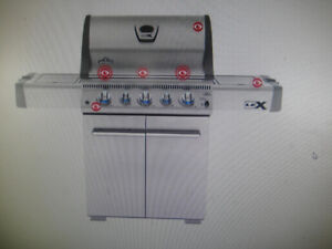 NEW - Napoleon Natural Gas Grill
