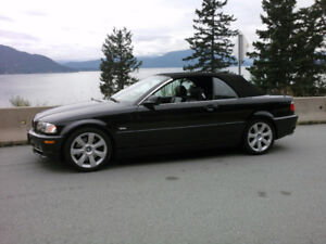 2002 BMW 330ci convertible