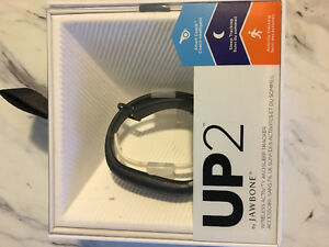 UP2 Fitness Tracker by jawbone