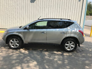 Nissan Murano LOADED SUV ((HEATED LEATHER//MOONROOF))