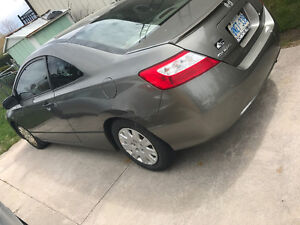 2007 Honda Civic DX Coupe (2 door)