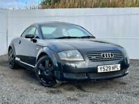 2001 Audi TT 1.8 T Quattro 2dr [225] COUPE Petrol Manual