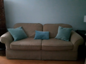 SOLD ,Couch & chair