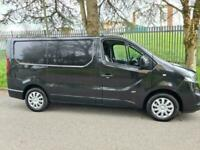2016 Renault Trafic SL27dCi 115 Business+ Van no vat PANEL VAN Diesel Manual
