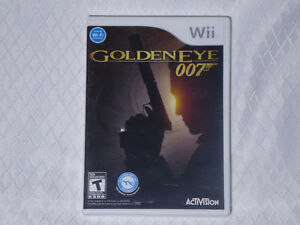 GoldenEye 007 for Nintendo Wii