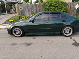 Is300 side skirts