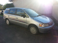 1998 Honda Odyssey Van Reduced!!
