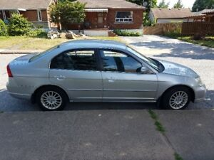 "2001 Acura 1.7 EL 4 DOOR. ""Honda Engine"""