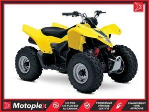 2020 Suzuki KINGQUAD 90 LT-Z90 QUADSPORT