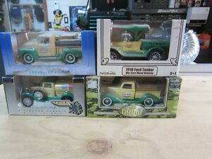 CO-OP DIE CAST TRUCKS