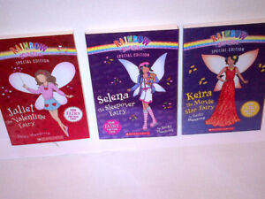 Lovely 16 Popular Rainbow Fairy Books in MINT CONDITION
