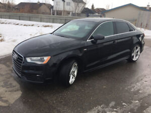 2015 Audi A3 with Extended Warranty