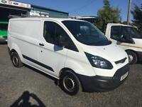 2013 13 Reg Ford Transit Custom 2.2TDCi 2013 13 Reg 1 company owner from new