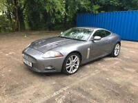 Jaguar XKR 4.2 Supercharge 2dr F/S/H, NAV, Black Leather