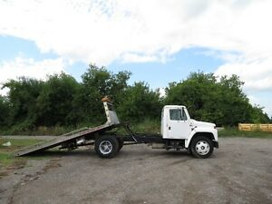 1987 International TILT AND LOAD/TOW TRUCK