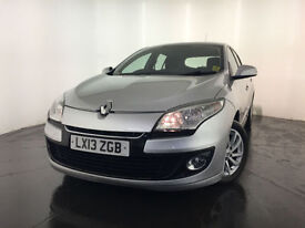 2013 RENAULT MEGANE EXPRESSION PLUS DCI SERVICE HISTORY FINANCE PX