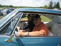 Cruizin' at the Pond Classic Car Show - FREE