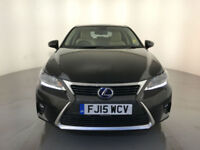 2015 LEXUS CT200H PREMIER AUTO HYBRID 1 OWNER SERVICE HISTORY FINANCE PX WELCOME