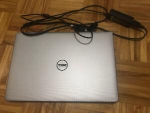 Dell inspiron 5555 Silver Signature Edition AMD A10
