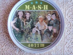 1982--MASH Commemorative Plate!