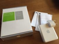 Apple Airport express and stereo connection kit