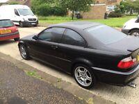 2003 BMW e46 coupe (audi, BMW convertible, seat Leon)