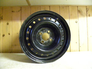 "15"" 4 Bolt Steel Rims FOR SALE"