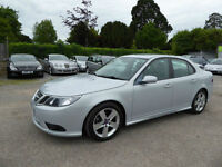 LOOK 2009 SAAB 9-3 93 1.9 TTiD 180ps TURBO EDITION ONLY 58751 MILES FROM NEW