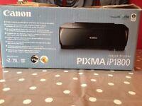 Cannon Inkjet Printer Pixma iP1800