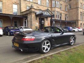 Porsche 996/911 turbo