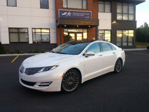 2014 Lincoln MKZ Berline (NEGO)