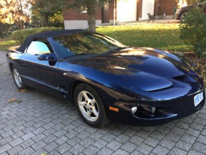 1999 Firebird Convertible