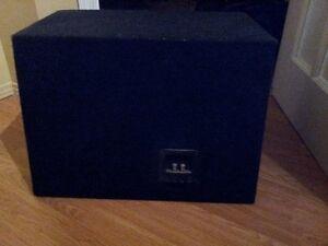 """12"""" Sound stream sub in box"""