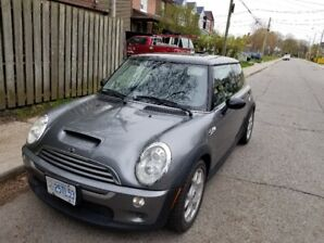 2005 MINI Mini Cooper S S Coupe (2 door)