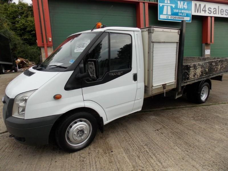 Ford Transit 350 ext frame,D/side & stoage box