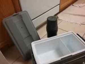 Lunch box with thermos Kitchener / Waterloo Kitchener Area image 3