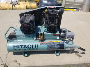 Hitachi Electric Air Compressor - Brand New!