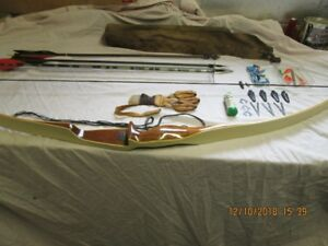browning 35 lb. recurve bow