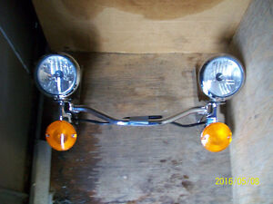 Bar light kit de Harley FLH