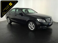 2013 MERCEDES-BENZ C220 EXECUTIVE SE CDI BLUE EFFICIENCY 1 OWNER FINANCE PX