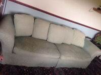 Large comfy 6 person sofa,*price open to offers*