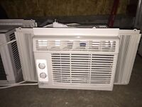 Two air conditioners 5,000BTU